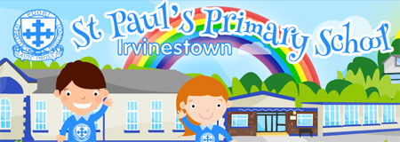 St Paul's Primary School, Irvinestown