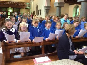 School Mass to Celebrate our New School Year