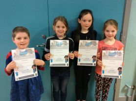 Mathletics Winners 05/04/19